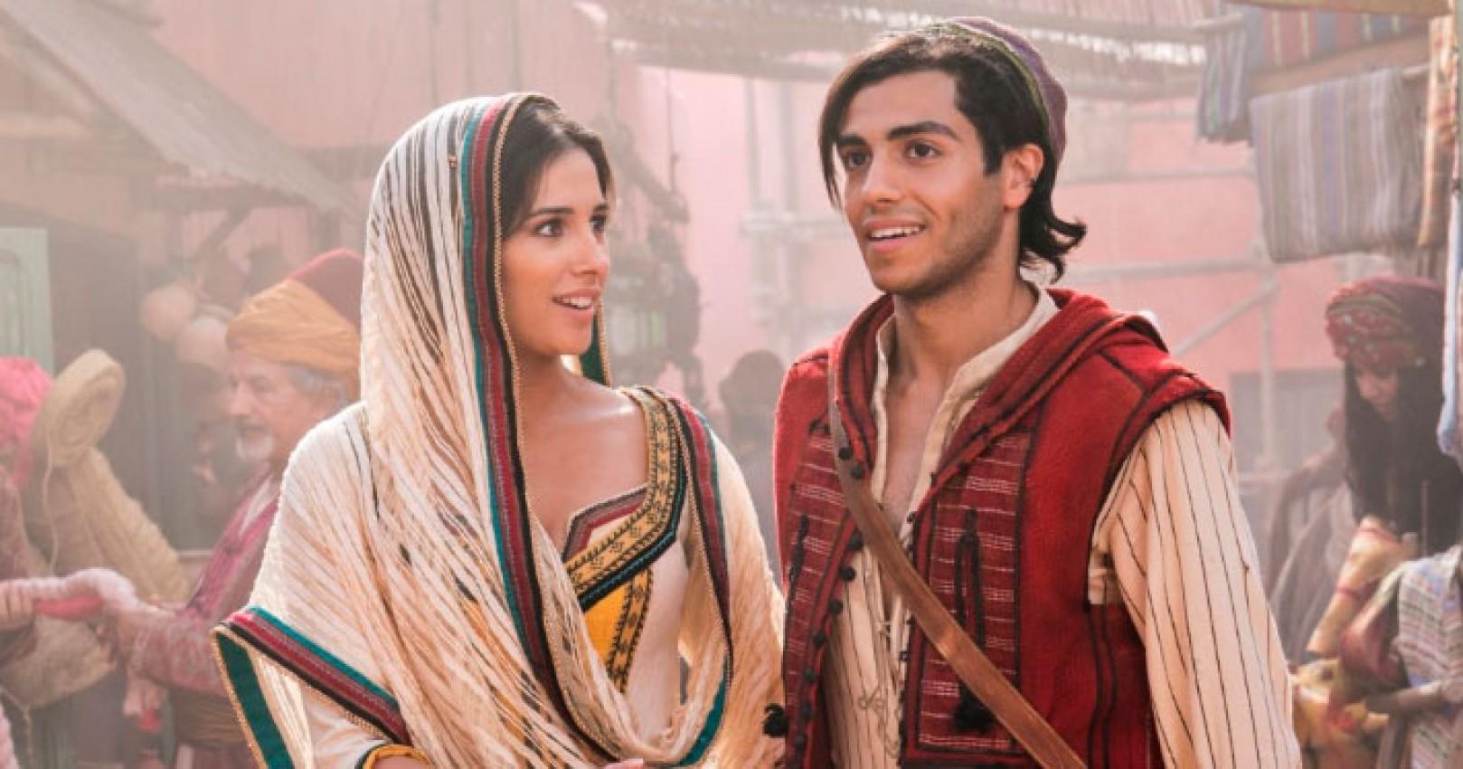 Aladdin (estreno)