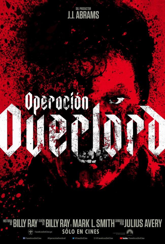 Operación Overlord (estreno)