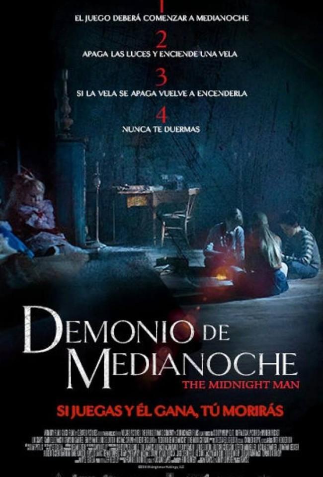 Demonio De Media Noche (estreno)