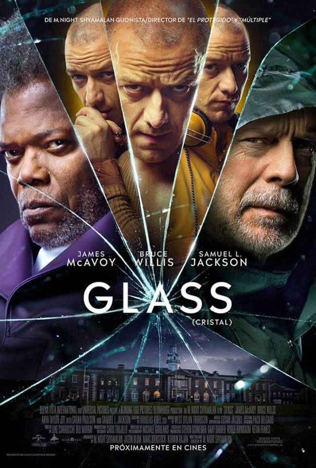 Glass (estreno)