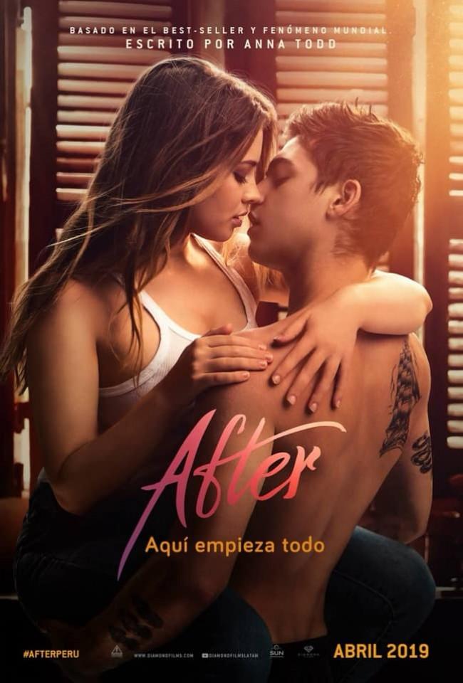 After: Aquí Empieza Todo (estreno)