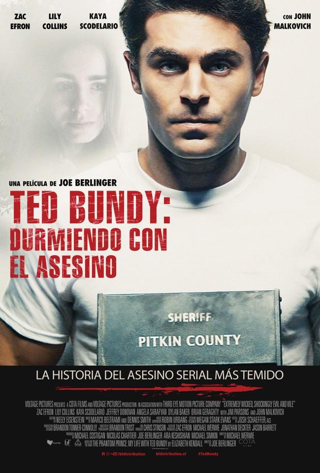 Ted Bundy: Durmiendo Con El Asesino (estreno)