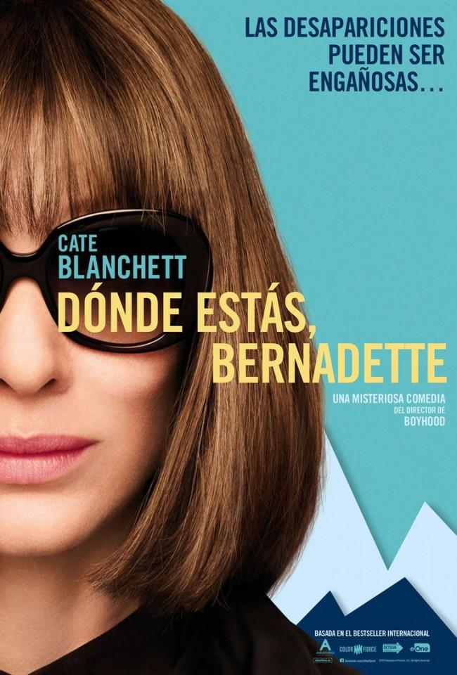 ¿Dónde Está Bernardette?