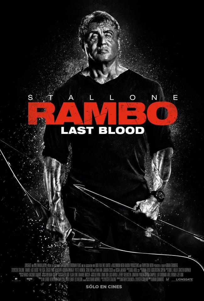 Rambo: Last Blood (estreno)