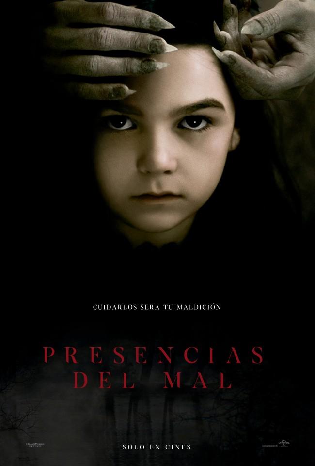 Presencias Del Mal (estreno)