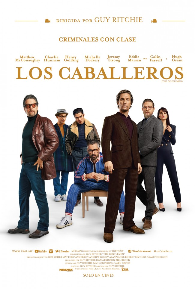 Los Caballeros (estreno)