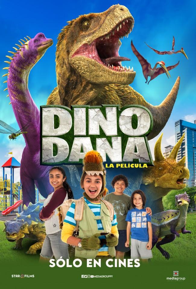 Dino Dana: La Película (estreno)