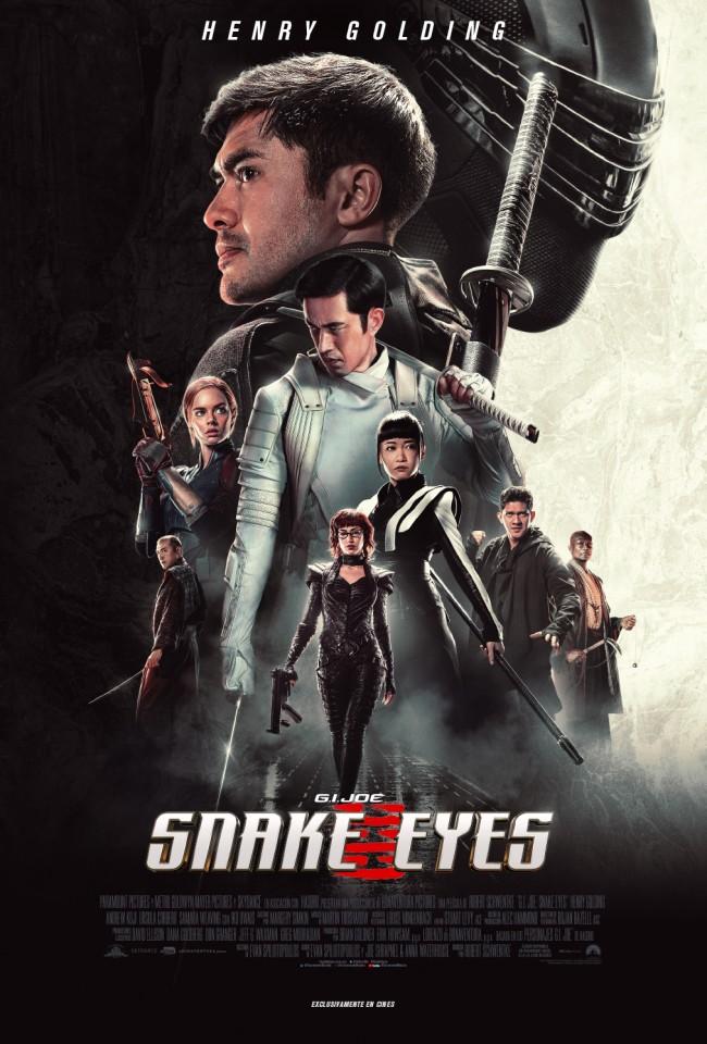 Gi Joe: Ojos De Serpiente (estreno)