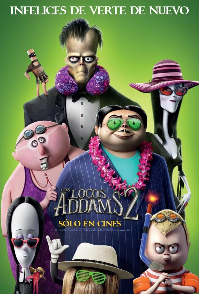 Los Locos Addams 2 (estreno)